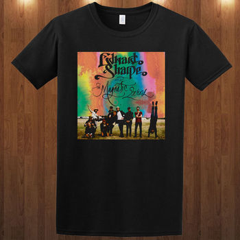 Edward Sharpe & Manyetik Sıfır T-shirt folk rock Alex Ebert Sml XL-3XL tee